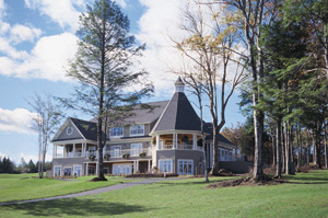 GlenArbour clubhouse
